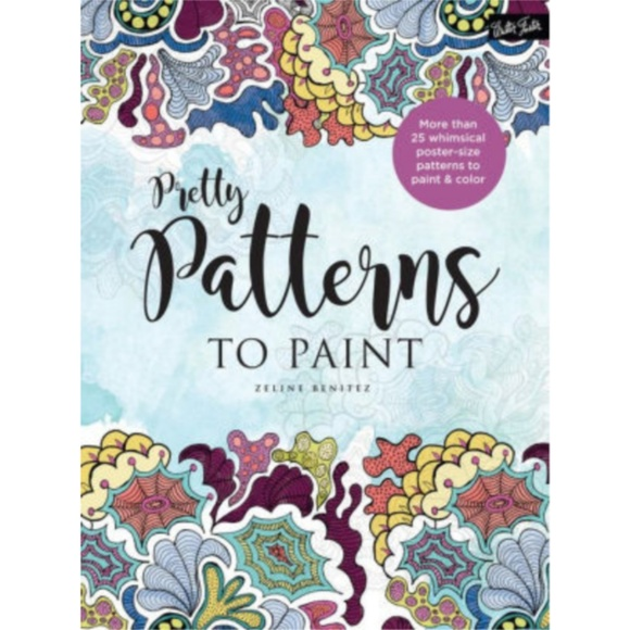 Other - Pretty Patterns To Paint